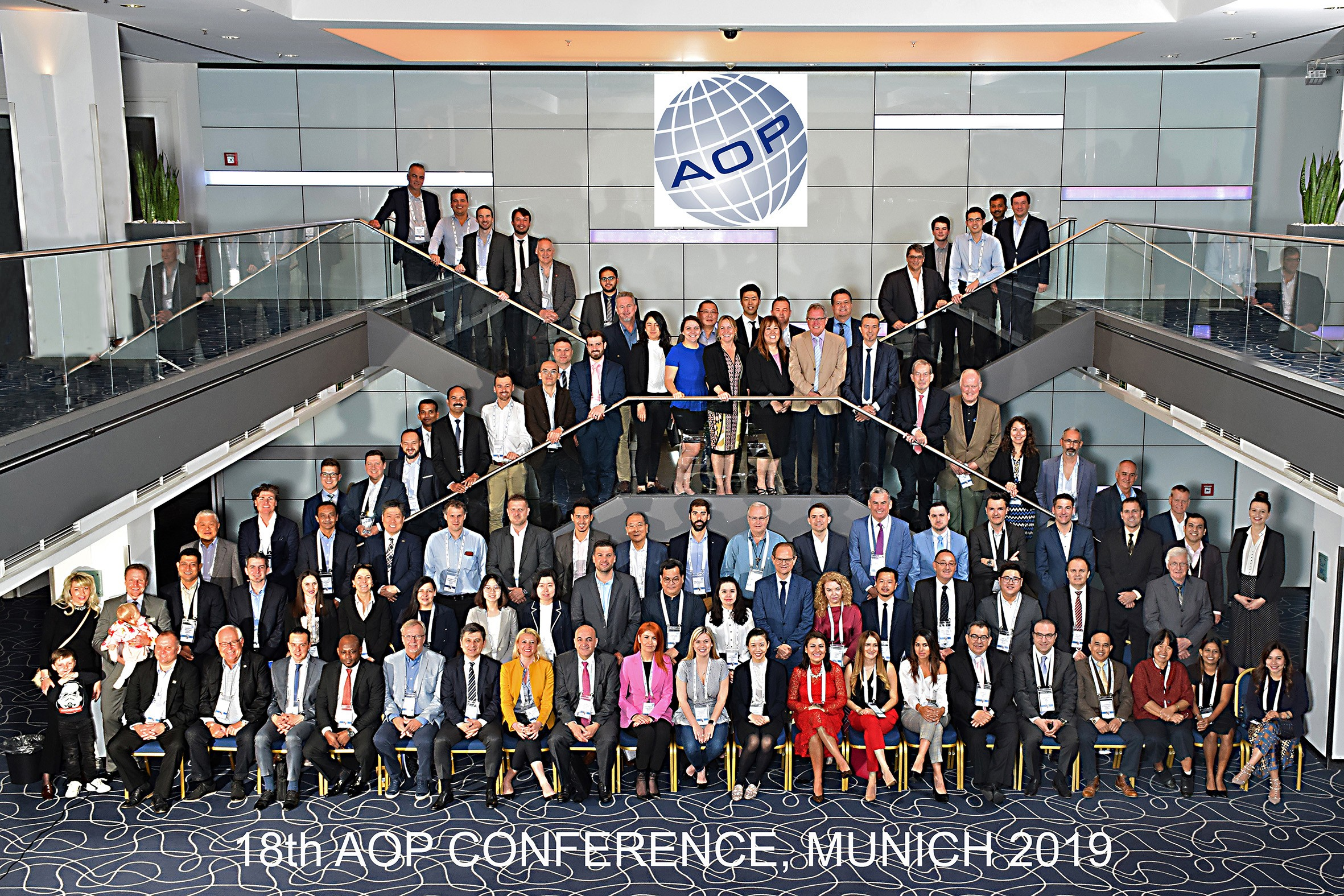 18th Air & Ocean Partners Conference, Munich